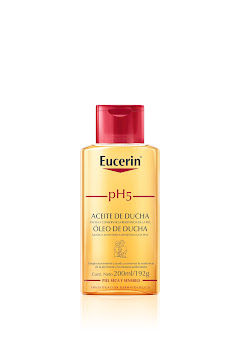 Aceite EUCERIN ph5 ducha   piel seca x200ml