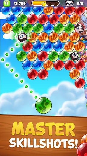 Bubble Shooter: Panda Pop! screenshot 19