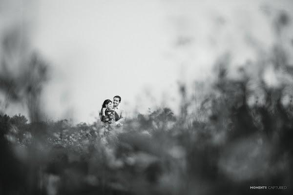 Wedding photographer Saikat Sain (momentscaptured). Photo of 28.12.2017