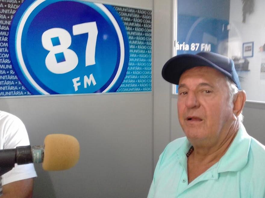 Antonio Fernando Reis, integrante do time Portal Noivas