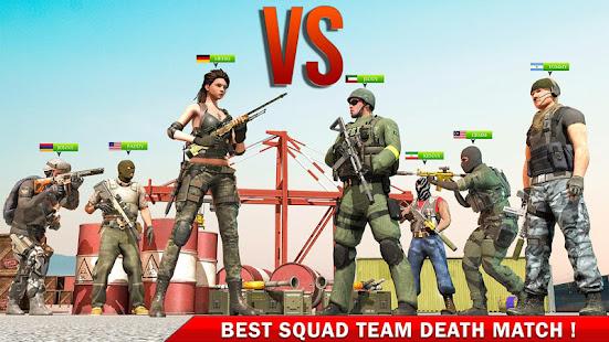 FPS Shooting - Counter Terrorist Gun Strike Game for PC-Windows 7,8,10 and Mac apk screenshot 15