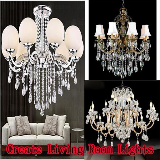 Create Living Room Lights.