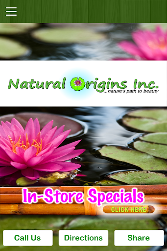 Natural Origins Inc.