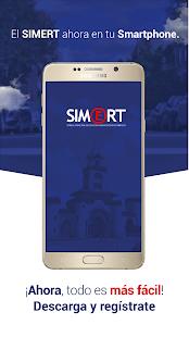 Simert - náhled