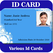 ID Card Generator Fake ID Card