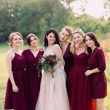 Wedding photographer Olga Klimuk (olgaklimuk). Photo of 21.10.2018