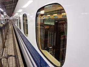 Photo: 新大阪、これから新横浜へ帰ります。