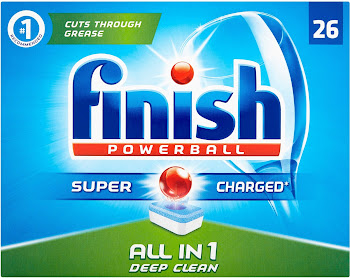 Finish Powerball All in 1 Deep Clean - 471g