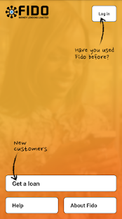 Fido Money Lending- screenshot thumbnail