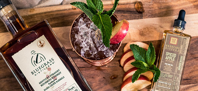 Apple Julep, Great For Watching The Kentucky Derby at Home