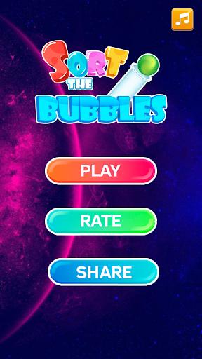 Ball Sort - Bubble Sort Puzzle Game apkdebit screenshots 1