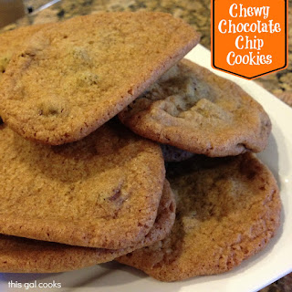 Chewy Chocolate Chip Recipes