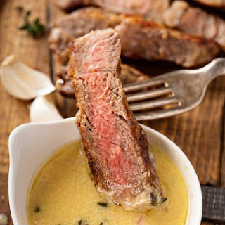 """Oh My!"" Steak Sauce Recipe"
