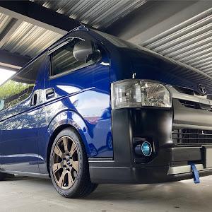 ハイエース TRH200V 2018年式 5MT 2000ガソリン車のカスタム事例画像 🧢かまちゃん🐛さんの2021年04月24日18:26の投稿
