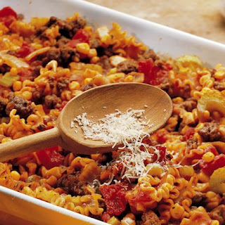 Minestrone Hamburger Helper® Casserole.