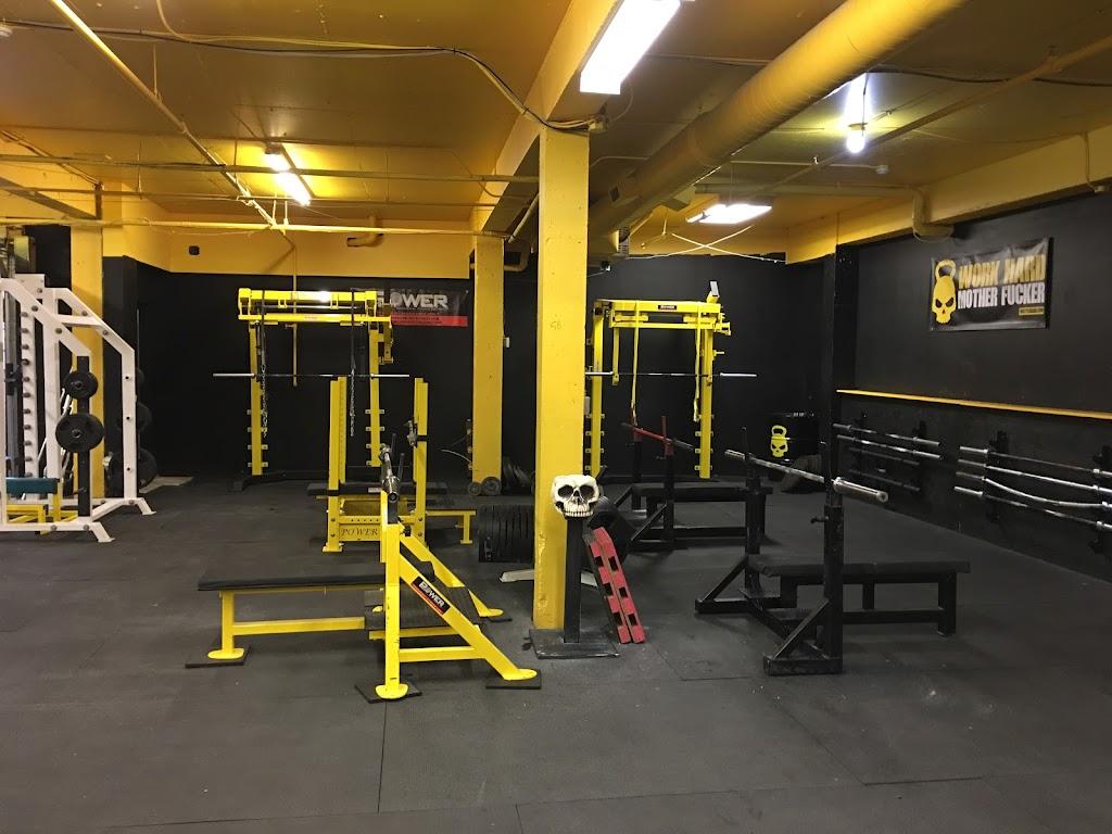 Hostyle Open Powerlifting Gym  Ottawa Canada