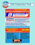IMUCET Books | DNS PREPARATION PACK | 2imu® Books