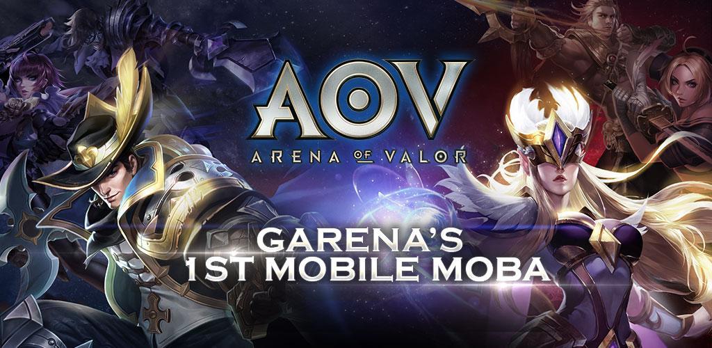 Garena AOV - Arena of Valor 1 27 1 2 Apk Download - com