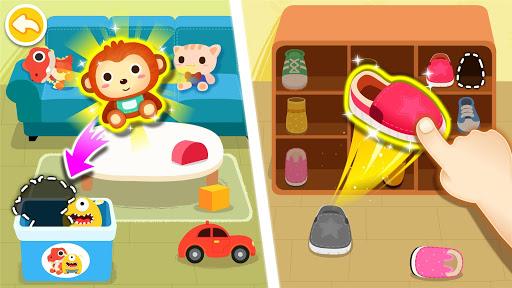 Baby Panda's Life: Cleanup screenshot 2
