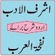 Ashraf ul adab nafhatul arab urdu sharh pdf Download for PC Windows 10/8/7