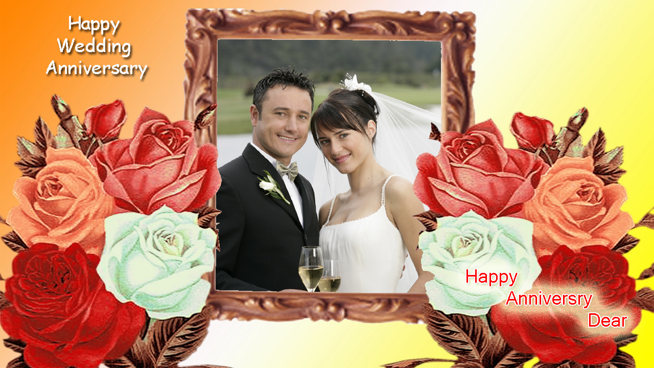 Cool wedding anniversary frame apk download free photography app
