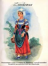 Photo: Costume tipico di Zambrone