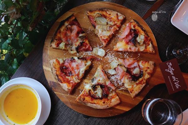 Botega del Vin- 羊排、披薩與帥哥 X 正統北義家鄉味|超划算商業午餐登場