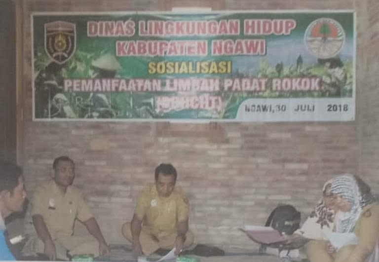 Dinas Lingkungan Hidup Kab. Ngawi
