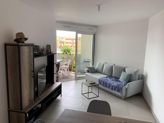 Vente appartement 2 pièces 37,5 m2