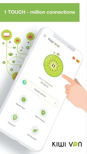 Kiwi VPN Connection For IP Changer, Unblock Sites App Download For Android and iPhone 1