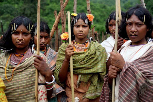 The history of christianisation of rural and tribal population in eastern Indian states