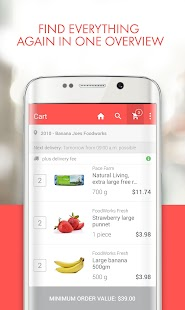 ShopWings Online Supermarket- screenshot thumbnail