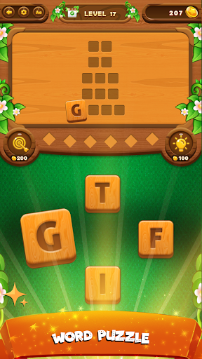 Word Wonder - Connect Words android2mod screenshots 2