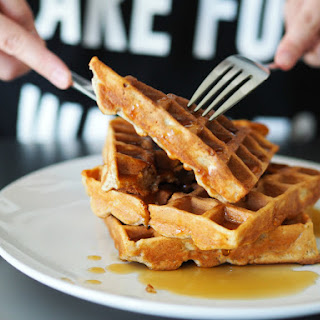 Cinnamon Vanilla Waffles Recipes