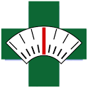 Bluetooth Weight Scale icon