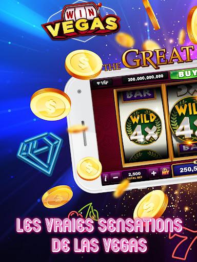 Télécharger Gratuit WIN Vegas Classic Slots - 777 Machines à Sous APK MOD (Astuce) screenshots 6