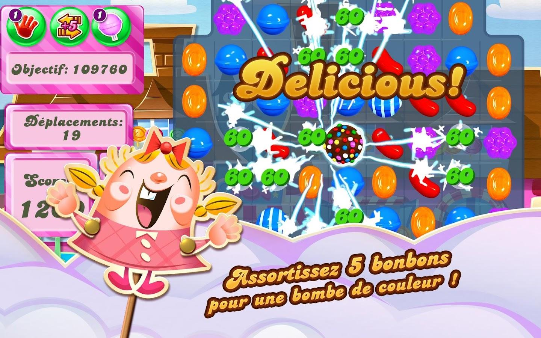 Candy Crush Saga en ligne : jouez sur King.com