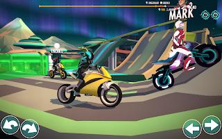 Gravity Rider: Extreme Balance Space Bike Racing
