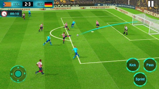 Soccer Leagues Mega Challenge 2020: Football Kings Mod Apk Download For Android 1