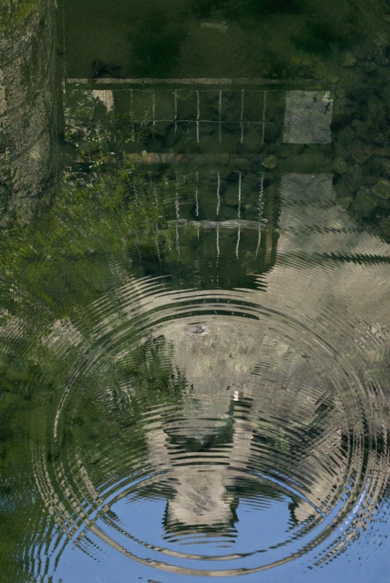 Giocando e riflettendo sull'acqua di -Os-