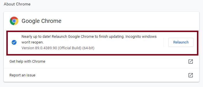 How to check  your Chrome OS