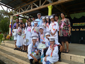 Photo: First Graduating beneficiaries