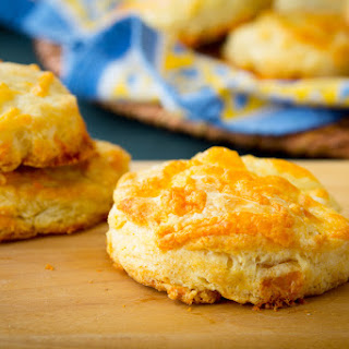 Farmhouse Cheddar Biscuits