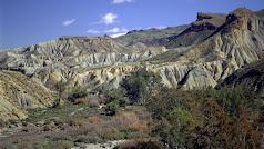 El Desierto de Tabernas es conocido por ser el escenario de numerosas películas.