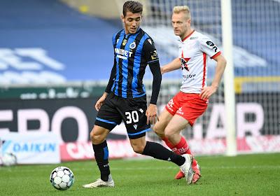 """Volgend toptalent klopt op de deur bij Club Brugge: """"Ik ben dankbaar voor mijn competitiedebuut in België"""""""