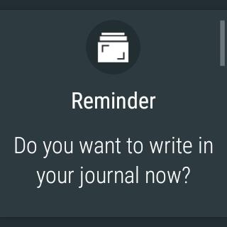 Journey: Diary, Journal Screenshot 15
