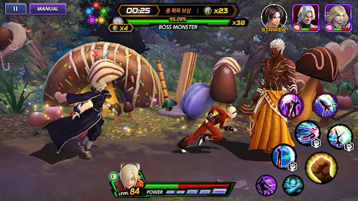 The King of Fighters ALLSTAR apkpoly screenshots 7