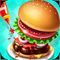 Burger Shop - Kids Cooking icon