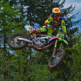 whip it  by Jim Jones - Sports & Fitness Motorsports ( motorsport, motocross, motorcycles, mx, moto )