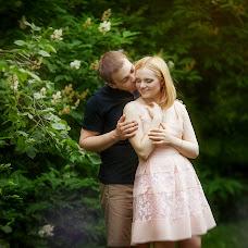 Bryllupsfotograf Lyubov Pyatovskaya (Lubania89). Bilde av 19.06.2016